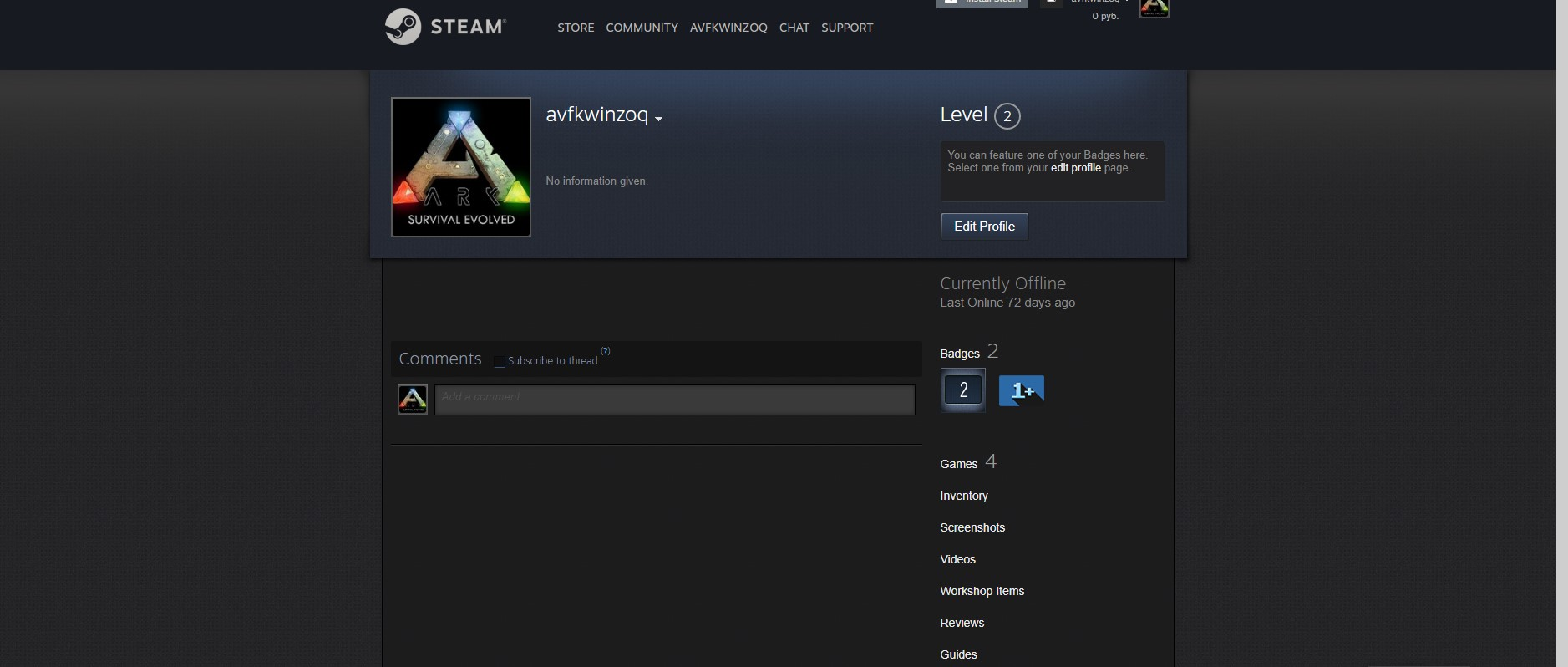 Steam Account - Secure Buy & Sell at iGVault com