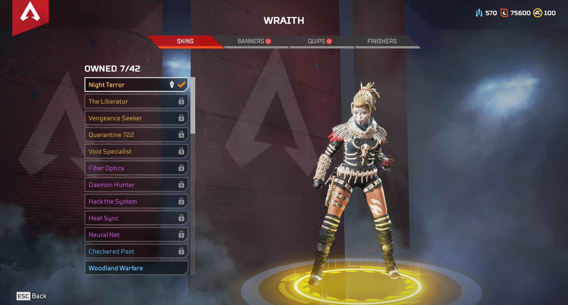 Buy and Sell Apex Legends Account丨Cheap apex legends pc